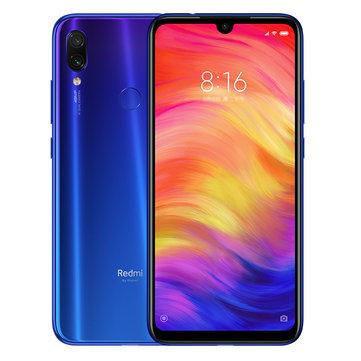 סמארטפון xiaomi redmi note 7 global version 4gb+64gb  רק 162.99$