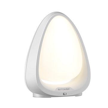 Blitzwolf® BW-LT9 – מנורת לילה מדליקה וצבעונית – רק ב7.99$