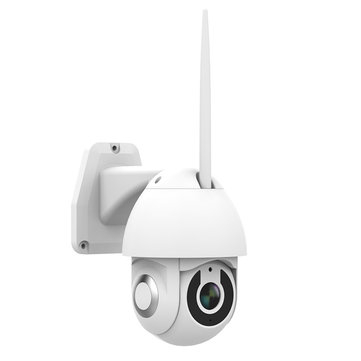 מצלמת אבטחה חיצונית במחיר גניבה! Bakeey V380 רק ב$42.88