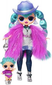 בובת לול אופנה כולל בובות תינוקת מבצע זוזו דילס