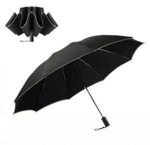 מטרייה מתקפלת אוטומטית הפוכה