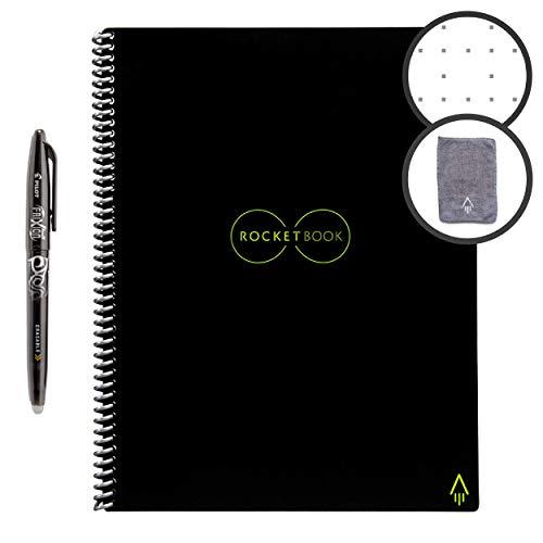 מחברת חכמה Rocketbook בגודל executive, הכי זול שהיה בחודשיים האחרונים