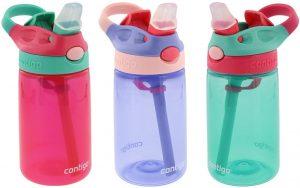 בקבוקי קונטיגו עם קש ילדים מבצע אמזון משלוח חינם זוזו דילס