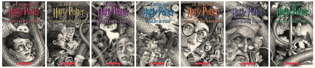 הארי פוטר כל סדרת הספרים מבצע זוו דילס