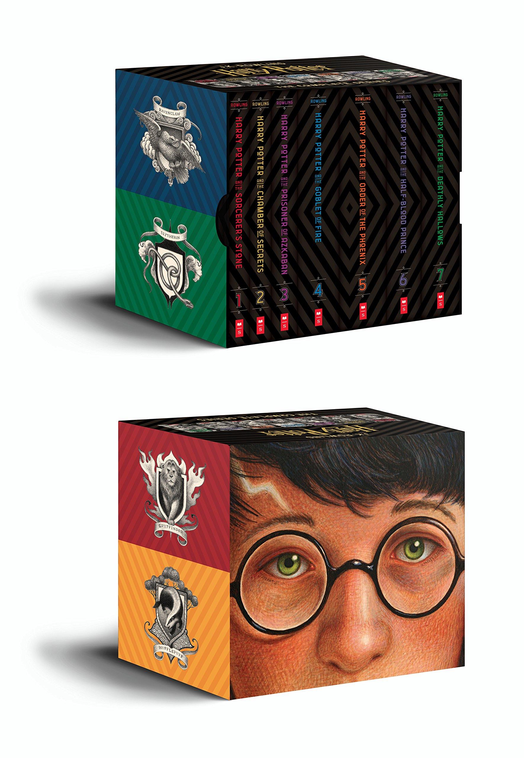 מארז כל ספרי הארי פוטר באנגלית ב₪133 בלבד! משלוח חינם!