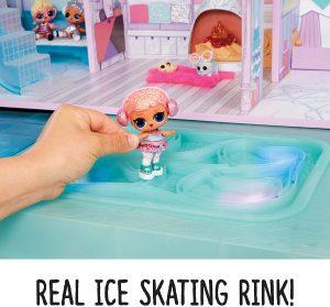 החלקה על הקרח לול