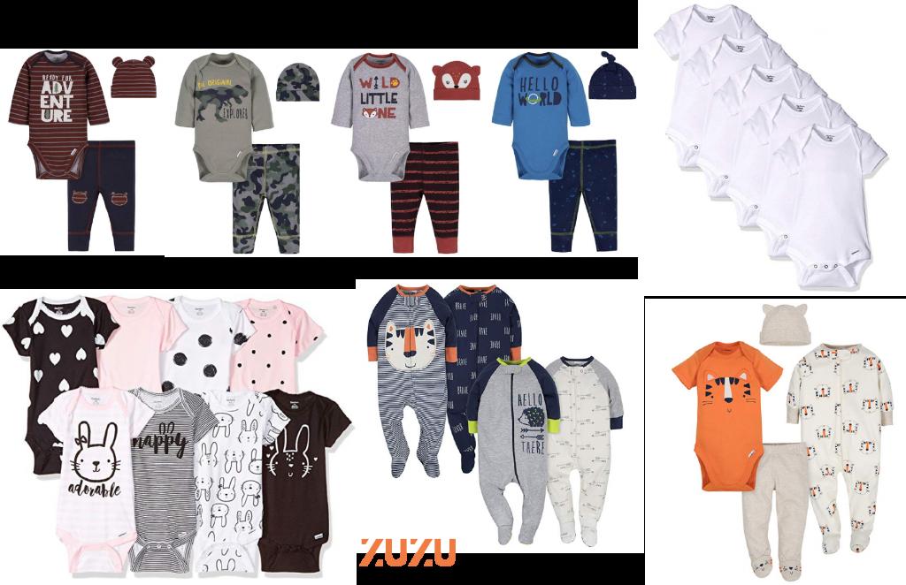 מארזי בגדי תינוקות במחירי רצפה ומשלוח חינם 01