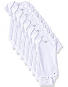 מארז 8 בגדים גוף שרוול קצר תינוקות מבצע אמזון משלוחינם זוזו דילס