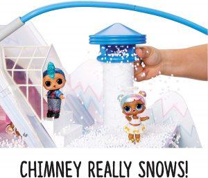 שלג בית בובות לול