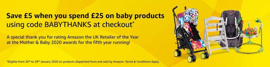 הנחה מוצרי תינוקות אמזון לקנות בזול זוזו דילס