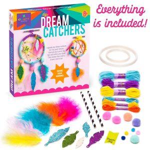 לוכדי חלומות ערכת יצירה לילדים בצע זוזו דילס