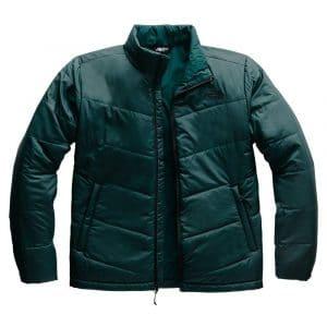 מעיל ירוק נורת פייס מבצע לקנות בזול זוזו דילס