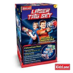 Kidzlane Infrared Laser Tag רובי לייזר טאג משחק מבצע