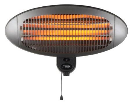 """קפאתם? תנור תלוי אינפרא אדום AMGAZIT 1950W רק ב99 ש""""ח!"""