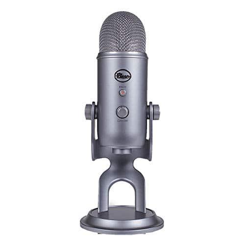 """BLUE YETI – המיקרופון האיכותי והכי מומלץ ברשת במחיר הכי טוב אי פעם! רק 378 ש""""ח במקום 585 ש""""ח!"""