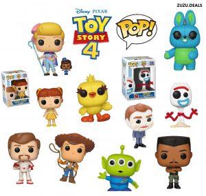 בובות פופ צעצוע של סיפור 4 זוזו דיל הכי זול ברשת מבצע 01