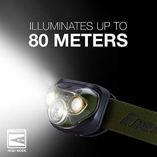 """פנס ראש Energizer (כולל סוללות!) רק ב50 ש""""ח!"""
