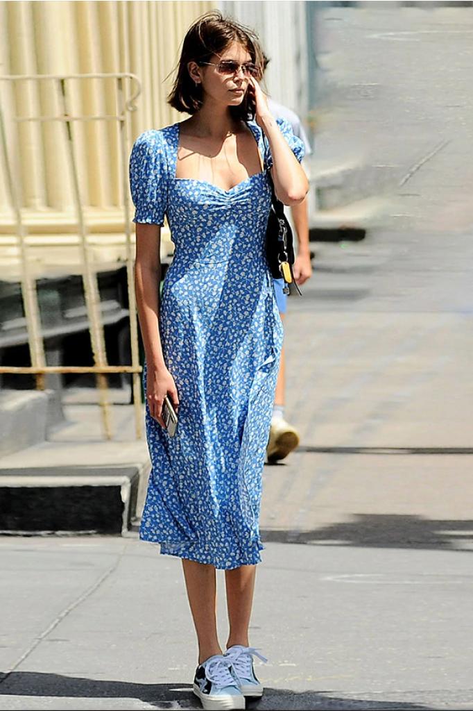 צילום מסך אליאקספרס שמלה מבצע זוזו דילס
