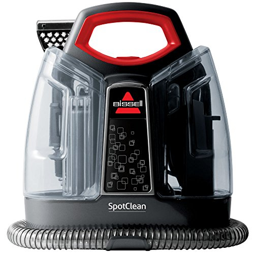חזר למלאי! BISSELL SpotClean – המכשיר שיחדש לכם את הספה, הרכב והשטיחים! – רק ב651שח!