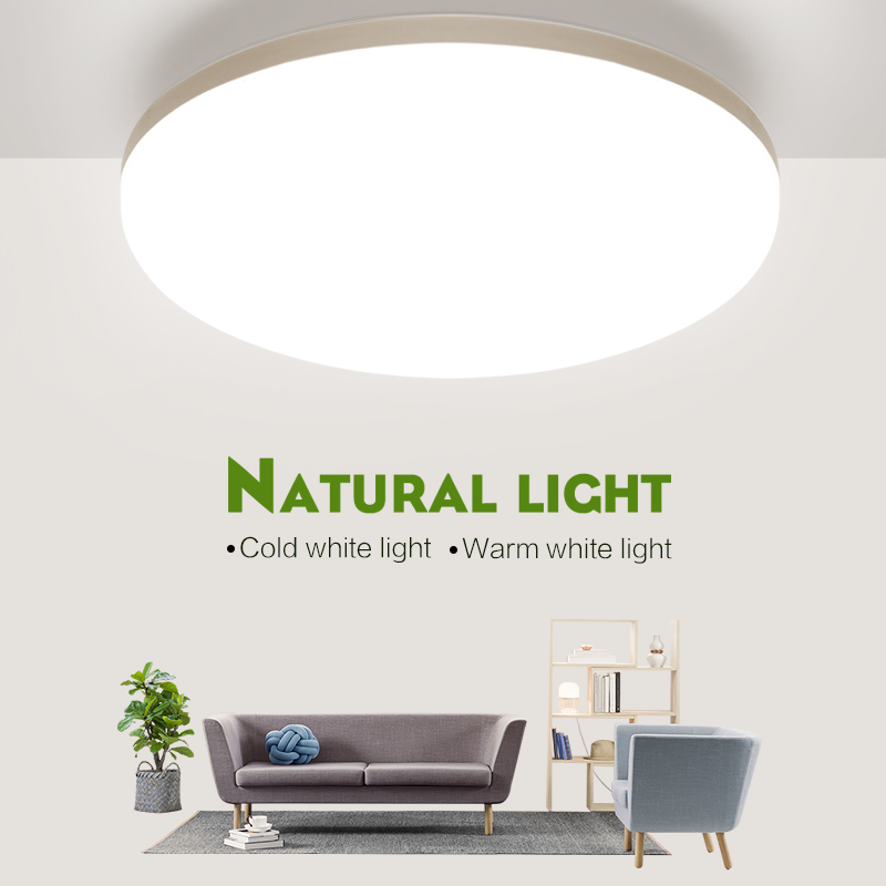 img 0 LED ceiling lights for room 18W 24W 36W 48W Cold Warm White Natural light LED