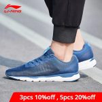 us 42 24 35 offli ning men ace run light running shoes cushion breathable lining li ning wearable anti slip sport shoes sneakers arbn007 xyp664running shoes