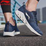 us 47 45 35 offli ning men ln arc 2018 cushion running shoes mono yarn breathable lining li ning wearable sport shoes sneakers arhn083 xyp805running shoes