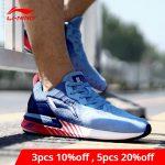 us 53 95 35 offli ning men arashi cushoin runing shoes light foam lining li ning mono yarn breathable sport shoes sneakers arhp171 xyp931running shoes