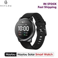 Haylou Solar – השעון החכם החדש של שיאומי – בגרסא הגלובלית + אוזניות במתנה! רק ב $32.99 (+$2.96 משלוח)
