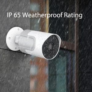 img 1 YI loT Outdoor IP Camera Full HD 1080p SD Card Security Surveillance Camera Weatherproof Night Vision