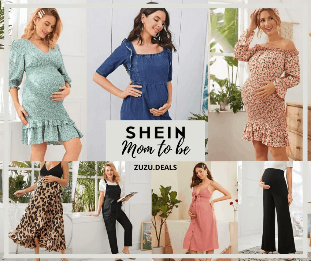 בגדי הריון בזול ZUZU DEALS