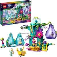 41255 LEGO   לגו טרולים מסביב לעולם! חגיגת פופ בבית העץ בכפר (380 חלקים) ב₪192 בלבד! במקום ₪320!