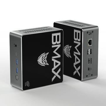 "Bmax B3 Plus – מיני מחשב עדכני רק ב$292.66 / 996 ש""ח עם ביטוח מס ומשלוח!"