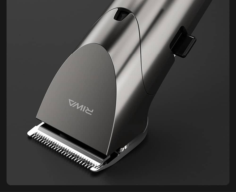 geekbuying RIWA Washable Hair Trimmer LED Display 860794