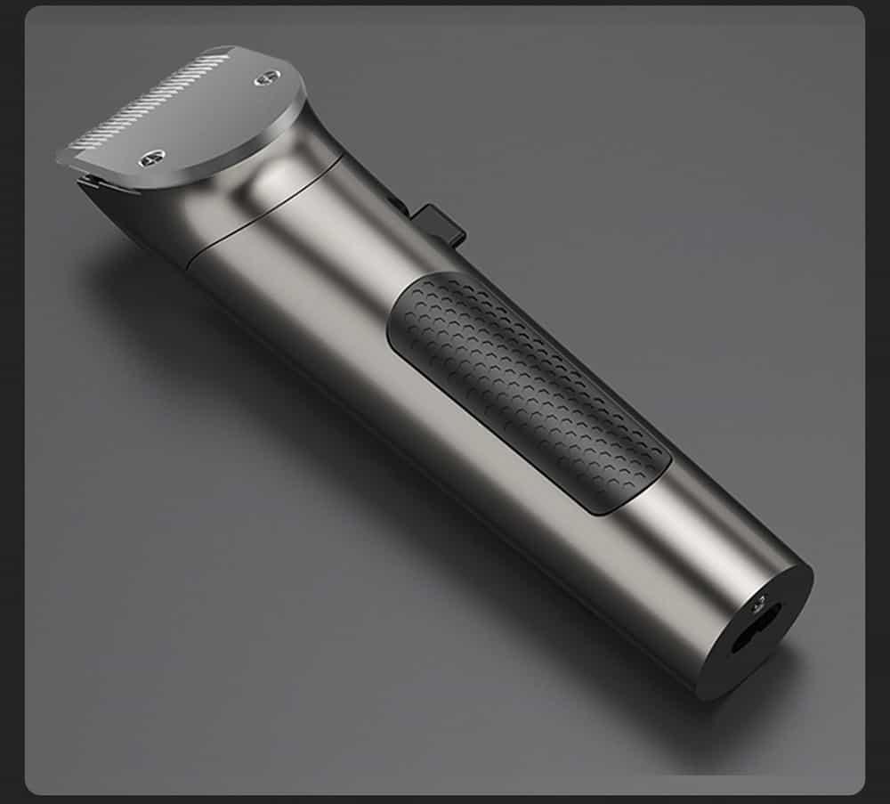 geekbuying RIWA Washable Hair Trimmer LED Display 860808