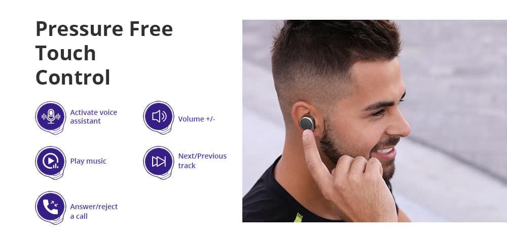 geekbuying Tronsmart Apollo Bold ANC TWS Earbuds 861193