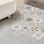 US $7.32 45% OFF|Funlife Floor Stickers Tile Decal,Anti slip Stickers For Bathrooms,DIY Self adhesive Waterproof Removable Home Wall Decor DB051|Wall Stickers|