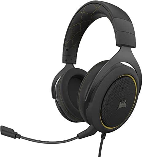 צלילת מחיר!!! Corsair HS60 Pro – אוזניות גיימינג 7.1 רק ב234 ₪ עד הבית! (בזאפ  הדגם הרגיל ב 348 ₪!)