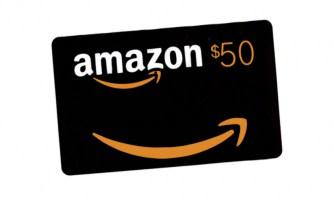 לייב! קונים Amazon Gift Card ב40$ ומקבלים 10$! (וכן, אפשר להשתמש בו גם בקנייה הבאה לעצמכם!)