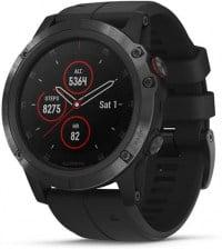 """שעון חכם Garmin fenix 5X Plus בצלילת מחיר של 120$! עד הבית רק ב498.21$ / 1686 ש""""ח!"""