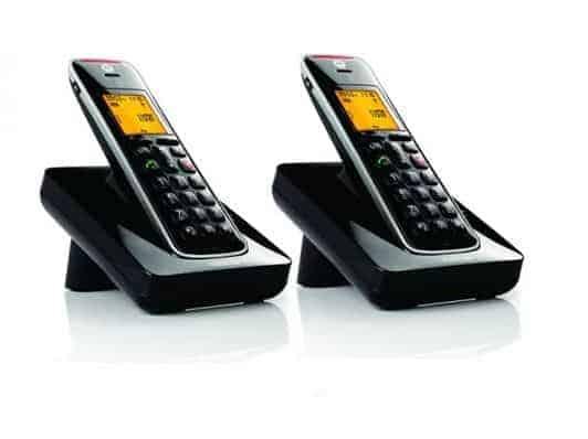 MOTOROLA CD202IL – טלפון אלחוטי עם תפריט בעברית, דיבורית ושלוחה נוספת ,צבע לבחירה ומשלוח חינם רק ב₪199!