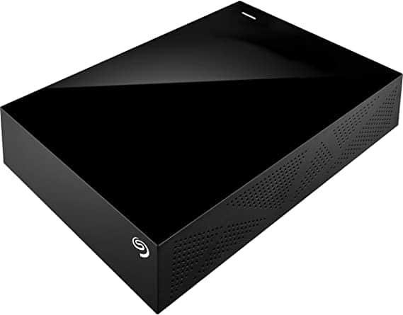 """מחיר לוהט! כונן גיבוי ענק Seagate Desktop 8TB ב-605 ש""""ח בלבד!"""