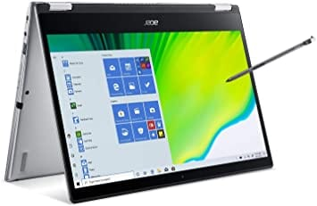 "Acer Spin 3 – לפטופ קל וקומפקטי עם מסך מגע, סטיילוס ומפרט טוב רק ב2990 ש""ח!"