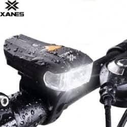 XANES SFL-01- פנס LED עמיד במים, הפעלה אוטומטית ושלל מצבים, נטען בUSB – רק ב$7.59