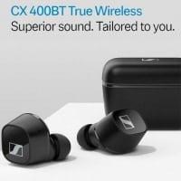אוזניות אלחוטיות Sennheiser CX 400BT True Wireless במחיר השקה! רק ₪799!