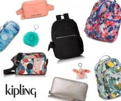 Kipling | עד 70% הנחה על מגוון תיקי המותג האהוב והמבוקש קיפלינג!