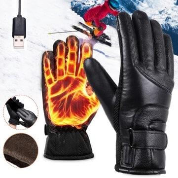 אופנוענים? שליחים? החורף מגיע! לפני שהאצבעות שלכם קופאות…לקט כפפות מחוממות!