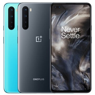 OnePlus Nord AC2003 Global Version 5G 6.44 inch FHD+ 90Hz Refresh Rate HDR10+ NFC Android 10 4115mAh 32MP Dual Front Camera 8GB 128GB Snapdragon 765G Smartphone Mobile Phones from Phones & Telecommunications on banggood.com
