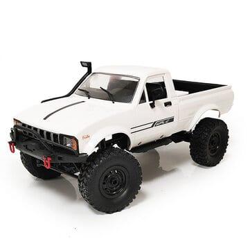 """מכונית על שלט רחוק – WPL C24 1/16 2.4G 4WD Crawler רק ב146 ש""""ח כולל משלוח!"""