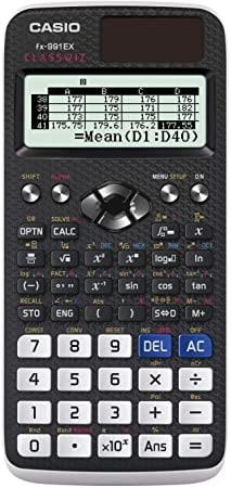המחשבון המדעי הכי מומלץ- Casio FX-991EX במחיר מצחיק