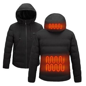 החורף מגיע! מעיל TENGOO עם חימום אקטיבי מובנה רק ב$28.99!